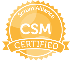 Certified ScrumMaster® (CSM) Training