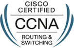 <p>CCNA Routing & Switching Certification</p>