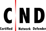 <p>Certified Network Defender (CND)</p>