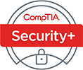 <p>CompTIA Security+ Certification</p>