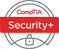 <p>CompTIA Security+ Certification</p>