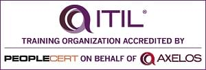 ITIL<sup>®</sup> Certification Training