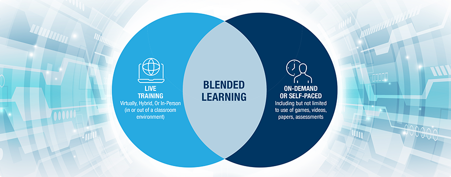 Blended learning image