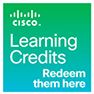 CISCO Learning Credits logo