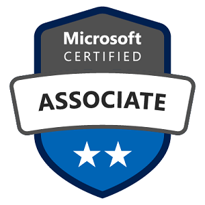 Microsoft Role-Based Certification Badge