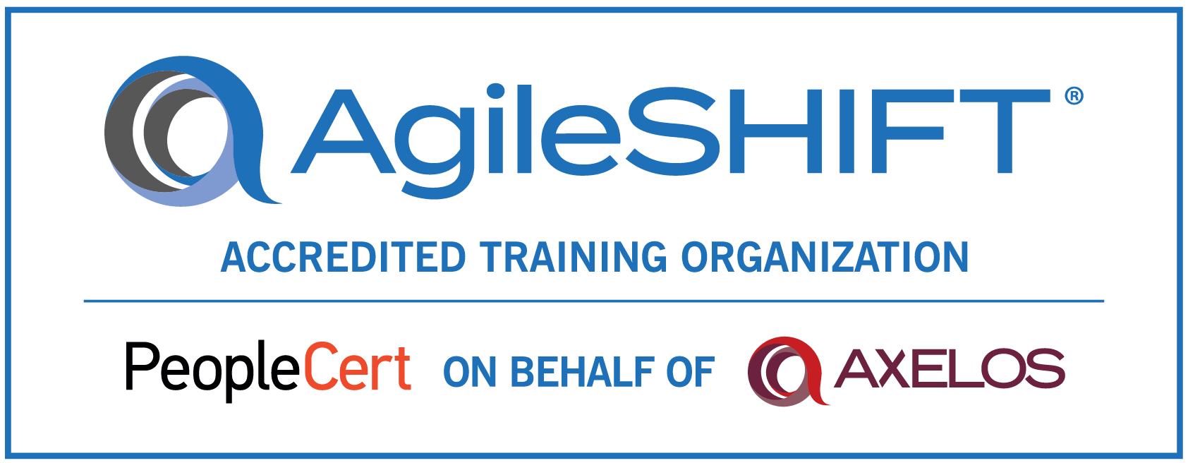 AgileSHIFT Certification Logo