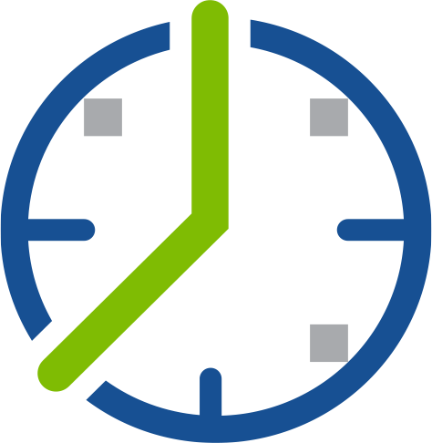 Traditional Schedule Course Icon