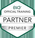 (ISC)2 Premier Training Partner Logo